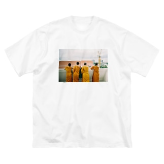 Thai T-shirt Big silhouette T-shirts