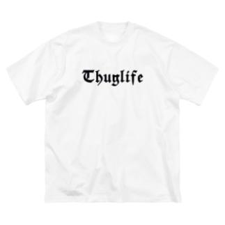 Thuglife Tokyo Big silhouette T-shirts