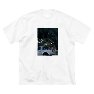 Hawaii Local Place. Big silhouette T-shirts