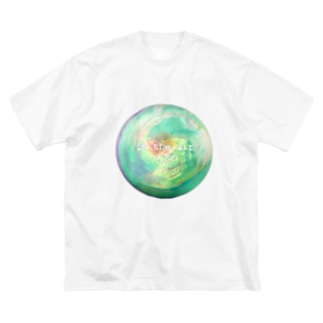 Sapporo LIVE HOUSE Charity(in the air) Big silhouette T-shirts