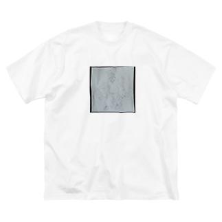 GARU HipHopくんseries Big silhouette T-shirts