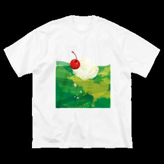 ruki_20150529のメロンソーダ Big silhouette T-shirts