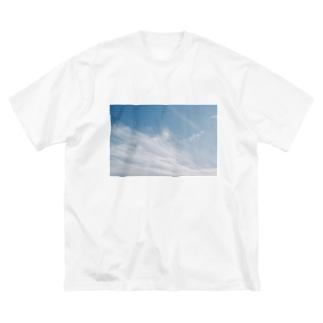Niji Ni Niteiru Big silhouette T-shirts