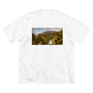 Heart of the Andes Big silhouette T-shirts