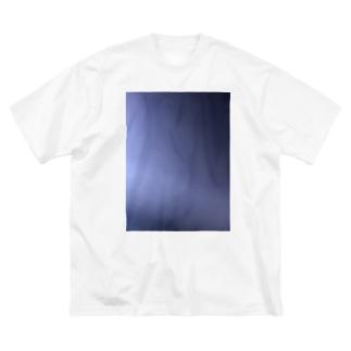 ダークネス Big silhouette T-shirts