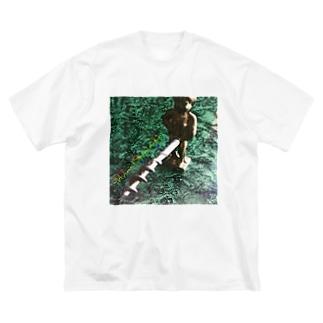小便小僧ワイルドワイン栓抜き Big Silhouette T-Shirt