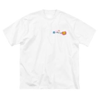 美少女しか勝たん Big Silhouette T-Shirt