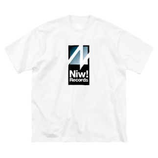 Niw! 2003 LOGO Big silhouette T-shirts
