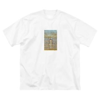 Sunrise Big silhouette T-shirts