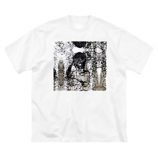 mubi Big silhouette T-shirts
