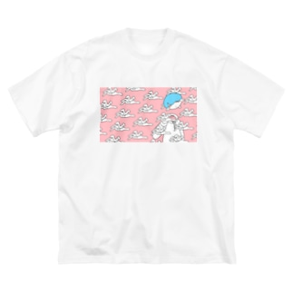 hands Big silhouette T-shirts