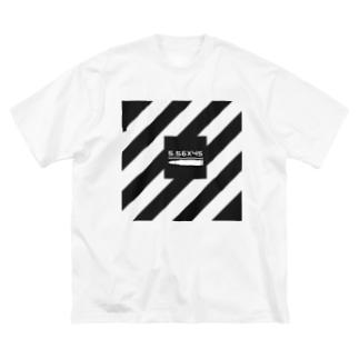 cal 5.56 Big silhouette T-shirts