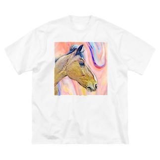 (公財)ハーモニィセンター チャリティグッズ ロジャー Big silhouette T-shirts
