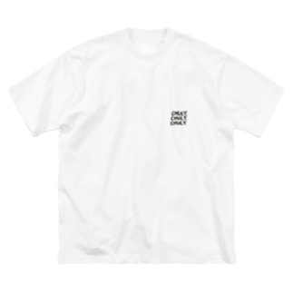 모래와 술 Big silhouette T-shirts