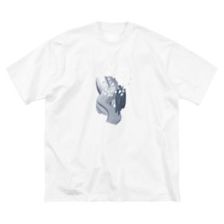 SON.S  - ソンス - 図案作家 -のおどる落書き Big T-shirts