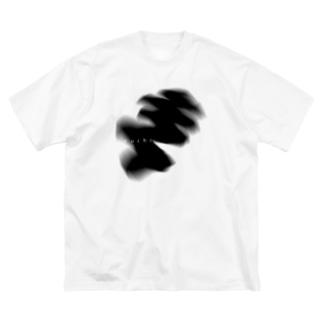 var.blac(k)hi Big silhouette T-shirts