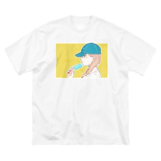 2020夏の相棒 Big silhouette T-shirts