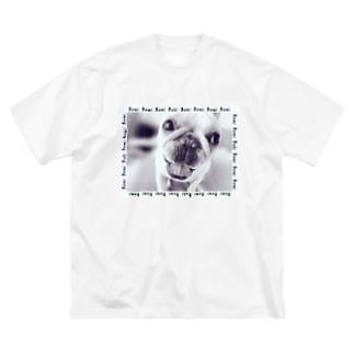BomiビッグT Big silhouette T-shirts