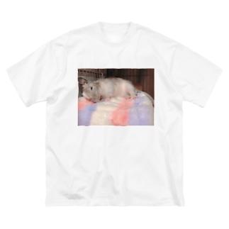 😴 Big silhouette T-shirts