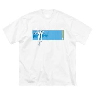 2020S 日常 05 Big silhouette T-shirts