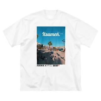【2020夏限定】ゆき臓コラボT Itsumen. Big silhouette T-shirts