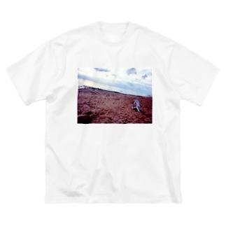 情景 Big silhouette T-shirts