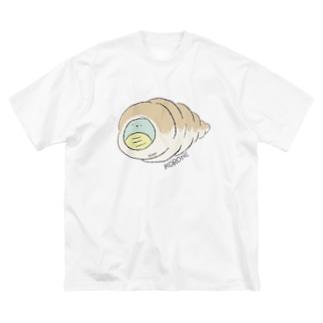 コロネなきょうりゅうさん Big silhouette T-shirts