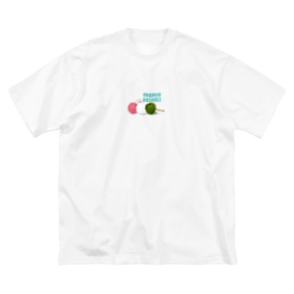 -(:3 (:3 (:3 (:3 (:3 _ )─ Big silhouette T-shirts