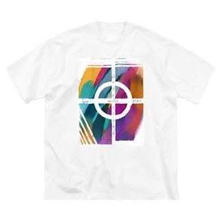 統士郎🐺のT.okami Big silhouette T-shirts