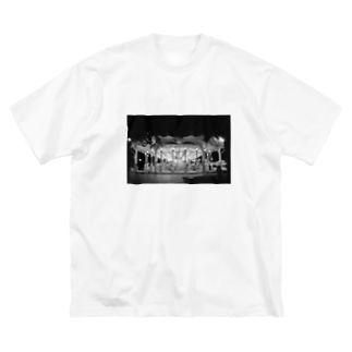 『魔法が解けた』Tシャツ Big silhouette T-shirts