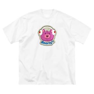 77 Big silhouette T-shirts