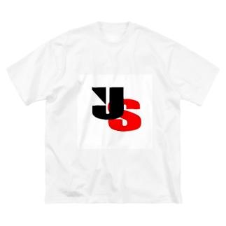 S.D.Sのユナイテッドスタイル Big silhouette T-shirts