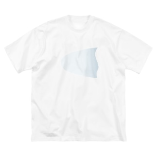 スーッ Big silhouette T-shirts