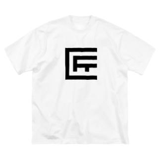 TAKUMI Big silhouette T-shirts