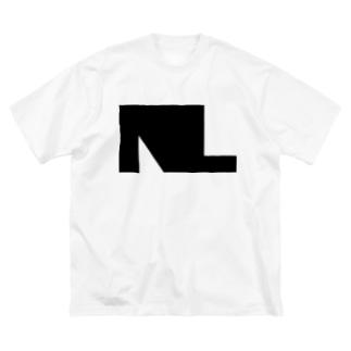 NL Big silhouette T-shirts
