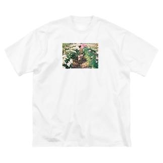 inubot Big silhouette T-shirts