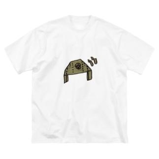 ハンマーダルシマー Big silhouette T-shirts
