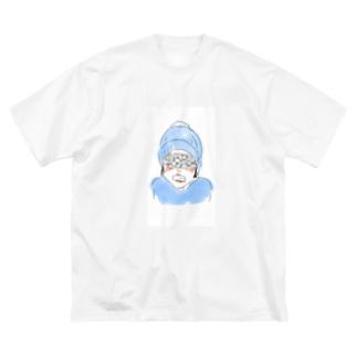 プライバシーboy Big silhouette T-shirts