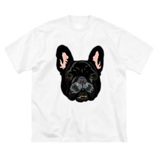 ANKO Big silhouette T-shirts