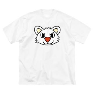 ルドルフ Big silhouette T-shirts