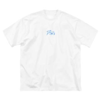 Fatum`s Big silhouette T-shirts