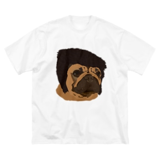 PARUMU Big silhouette T-shirts