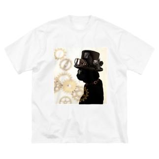 Globe Seeker Big silhouette T-shirts