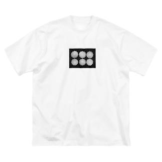 浦野 海 - kai uranoのMachatro Big silhouette T-shirts