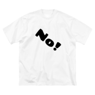 NATRのことわる! Big silhouette T-shirts