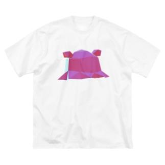 low poly mendako A Big silhouette T-shirts