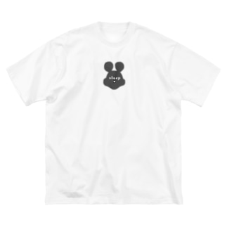 sleep Big silhouette T-shirts