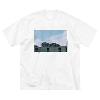 FUK -mansion01- Big Silhouette T-Shirt