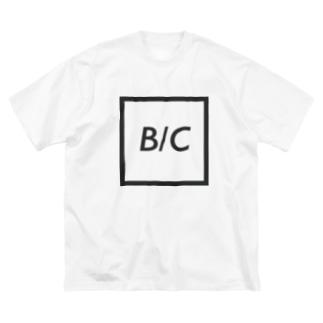 B/C Big silhouette T-shirts