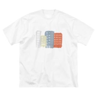 tokyo Big silhouette T-shirts